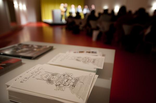19. Berner Medientag zum Thema > im Radiostudio Bern.