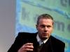 Markus Eisenhut, Co-Chefredaktor <<Berner Zeitung>>, am 17. Berner Medientag im Kornhausforum Bern zum Thema <<Hilfe die Zurcher kommen! Wie weiter nach dem Tamedia-Deal?>>. (C) Daniel Bernet