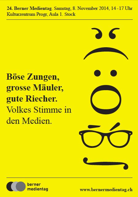 Berner Medientag 2014
